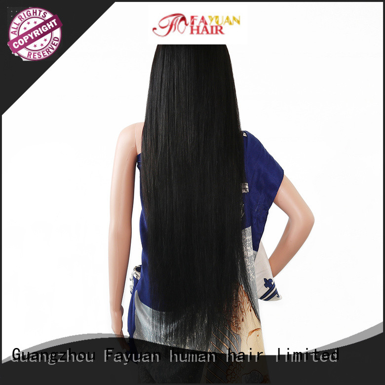 Fayuan hair custom wigs online factory for street