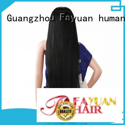 Fayuan custom Customized Wig series for men