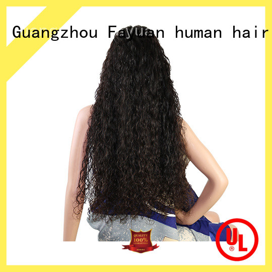 Fayuan price custom wigs near me for business for women