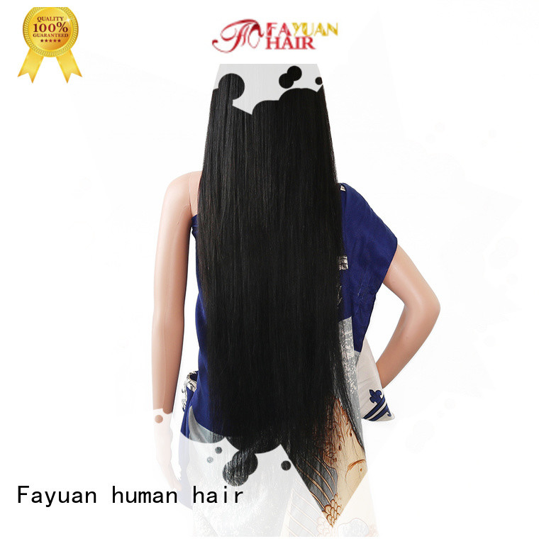 Best custom wig shop straight manufacturers for women
