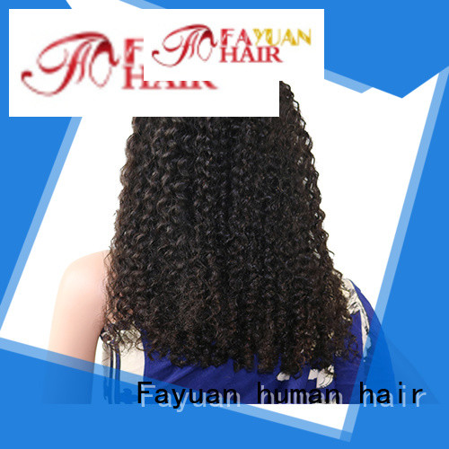 Fayuan frontal best lace front wigs online manufacturers for women