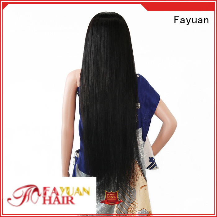 Latest custom made wigs sales for business for men
