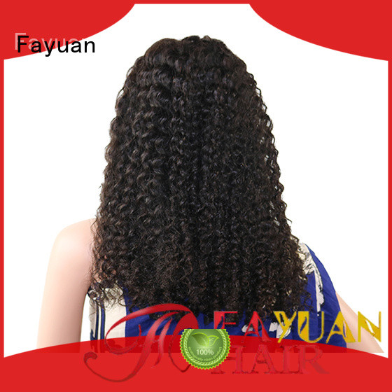Fayuan Top lace front wig styles company for women