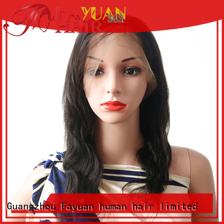 Fayuan Custom best cheap full lace wigs Suppliers for selling