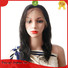 New lace wigs online virgin manufacturers for barbershop