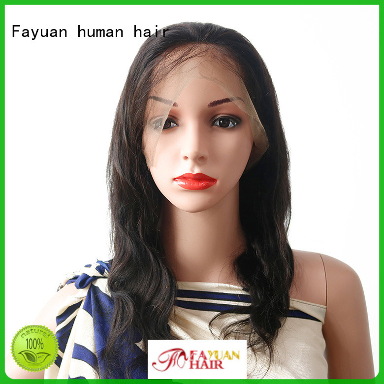Fayuan High-quality lace wigs for sale company for men