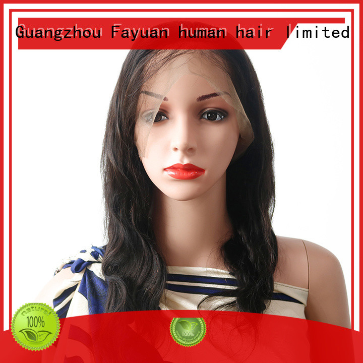 Wholesale full lace wig wig for business for street