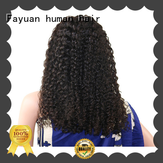 Fayuan frontal black lace front wigs sale Suppliers for women