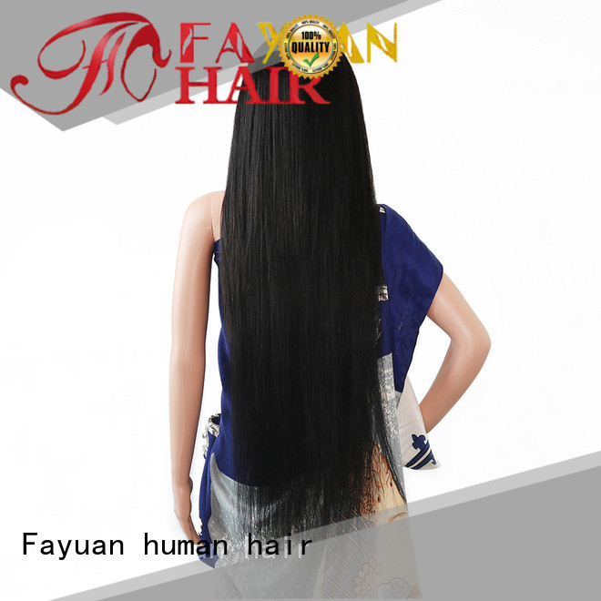 Fayuan wig custom made wig caps manufacturers for women