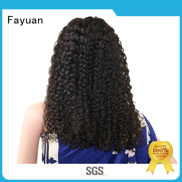 Fayuan frontal lace front wig store manufacturers for women