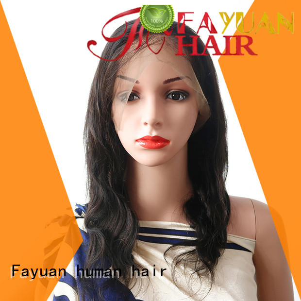 Fayuan wigs full lace front wigs Suppliers for barbershop