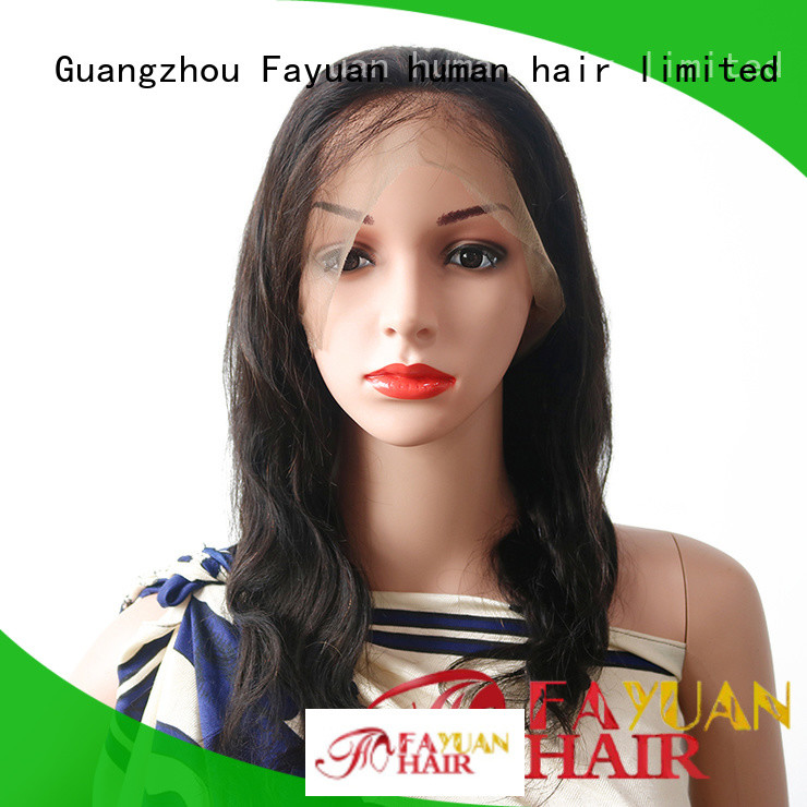 Fayuan High-quality full lace wigs for sale Supply for selling