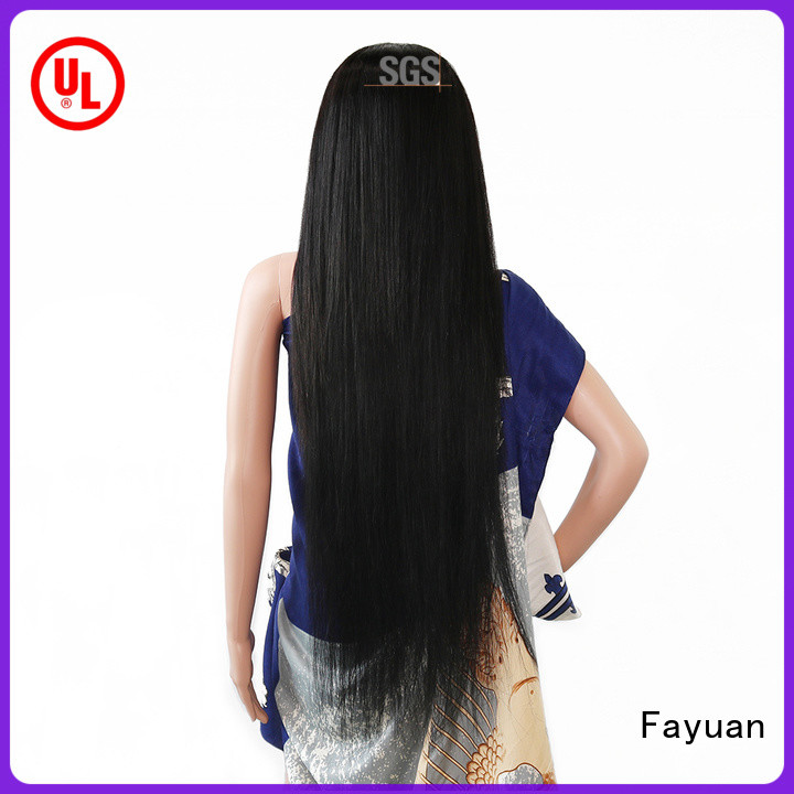 Fayuan professional Customized Wig manufacturer for selling