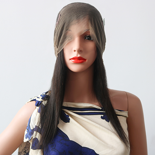 Fayuan cuticle lace wig with bangs for business for barbershop-8