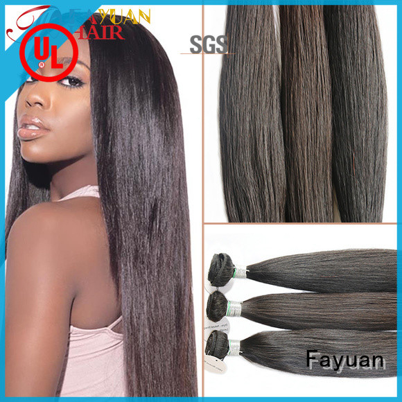 Fayuan High-quality high quality full lace wigs Suppliers for street