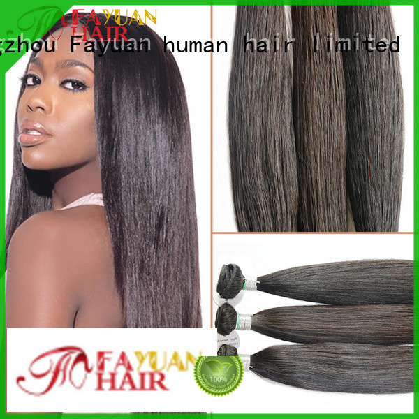 Fayuan brazilian Full Lace Wig supplier for women