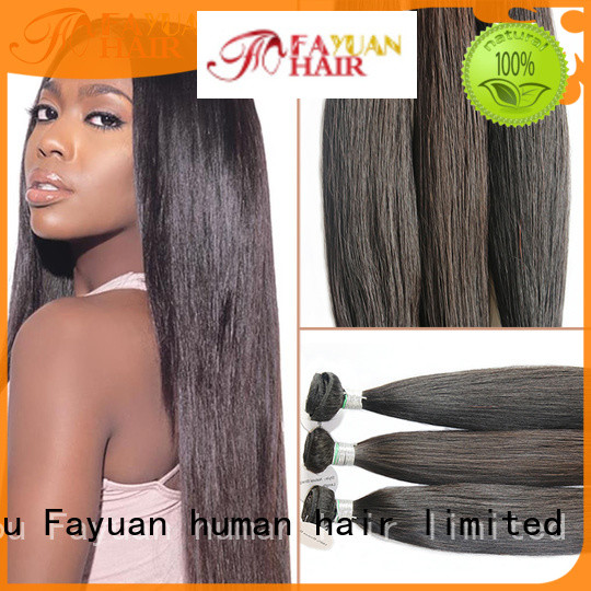 Fayuan professional Full Lace Wig supplier for barbershop