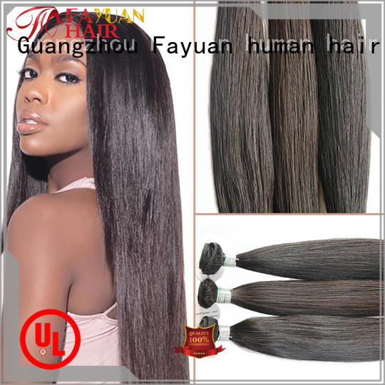 Fayuan wig affordable full lace human hair wigs for business for men
