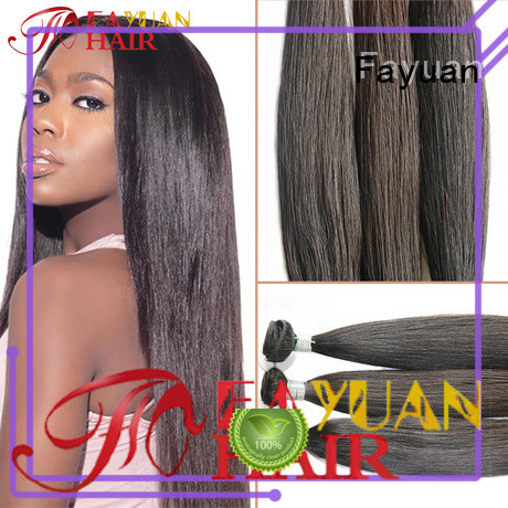 Fayuan cuticle full lace human hair wigs Suppliers for women
