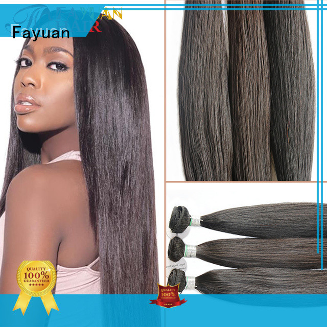 Fayuan professional Full Lace Wig series for barbershop