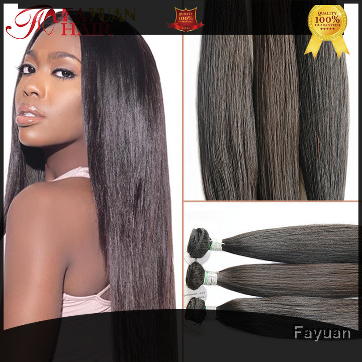 Fayuan online Full Lace Wig supplier for men