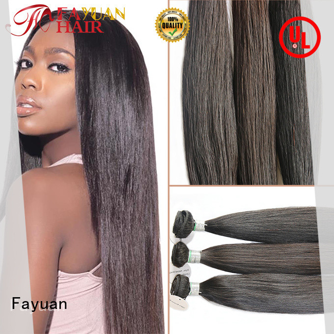 Fayuan online lace front wigs supplier for barbershop