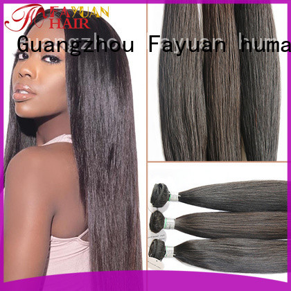 Fayuan unprocessed full lace synthetic wig Suppliers for women