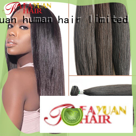 Fayuan Latest full lace wigs for sale for business for men