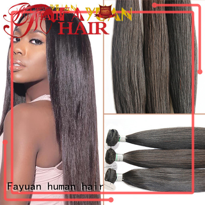 Fayuan Latest cheap lace front wigs company for barbershop
