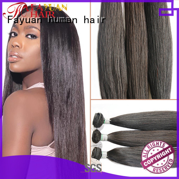 Fayuan full affordable human hair lace wigs manufacturers for women